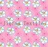 80GSM Flowers Polyester Fabric