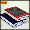 이동할 수 있는 셀룰라 전화 Smartphone Samung 은하 S3 S4 S5 주 2를 위한 30000 mAh 태양 전지판 힘 은행 배터리 충전기 3 4