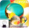 Esferas de cristal desobstruídas de Feng Shui