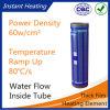 顧客用電気給湯装置は管状の即刻の発熱体を分ける