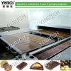 La machine une de chocolat a tiré la ligne déposante de chocolat (QJ150)