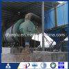 Secador giratório do mais baixo investimento da eficiência elevada para a secagem da mina de ouro do metal feita em China