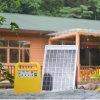 150W携帯用Solar Energyシステム(ファンかligting/TV)