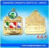 Nuevo medallón de la medalla del deporte del metal del recuerdo de la medalla del metal del deporte del estilo