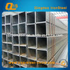ASTM A500の正方形の溶接された鋼管(長方形)