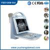 O GV Handheld do ISO do CE do sistema do ultra-som de Ysd1208-Vet completamente Digitas aprovou