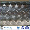Feuille Checkered/plat/panneau d'aluminium de diamant/en aluminium 1050/1060/1100