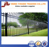 질 Assured Black Fashion와 Brief Angle Head Iron Fence Panel
