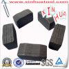 24*10.6/9.8*15 Индия Diamond Granite Cutting Segment 2000mm