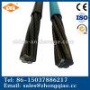 Провод стренги Prestressed бетона стренги Unbonded PE напряжения столба Coated стальной
