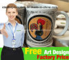 come Your Request Free Professional Design Ceramic Mug con Your Logo