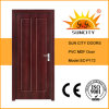 Sale (SC-P172)를 위한 중국 Factory Interior PVC MDF Door