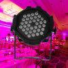 36X3w RGB Goedkope LEIDENE van de Was van het Aluminium Licht van het PARI