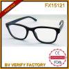 Fx15121 vendent les lunettes de soleil en bois de Mens neuf fabriqué à la main de modèle de la Chine