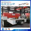 Máquina que corta con tintas hidráulica automática del material de hoja