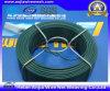 Überzogener Galavnized Stahldraht-kleiner Spulen-Eisen-Draht PVC-