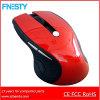ratón sin hilos lindo del programa piloto óptico del USB 2.4G