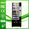 Vending en spirale Machine pour Snack/Chip/Chocolate/Can/Bottle Drink