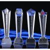 Stock Bulk Wholesale에 있는 인공적인 Optical Crystal Trophy Prize