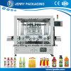 Máquina de enchimento automática de Bottlle da bebida com pistão
