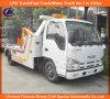 Isuzu 4X2 5tons Wrecker Truck、Saleのための3tons 5tons Wrecker