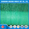 Fornitori netti dello schermo, rete verde di plastica agricola dello schermo del patio, sicurezza di costruzione di plastica dell'HDPE verde 140g