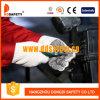 Knit normal de chaîne de caractères de polyester de coton avec 4thread les gants Dkp408