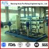 Installazione del filtro da acqua di osmosi d'inversione