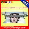Imprimeur dissolvant de bannière de câble d'Infiniti Fy3208r 3.2m de challengeur avec des têtes de 720dpi 4 ou 8 pour l'impression extérieure