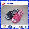 Nuevos zapatos de la sandalia de los deslizadores de señoras del verano de la manera del diseño (TNK20224)