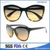 Übergrosse Eyewear der neuen Form-Frauen Farbtöne u. Sonnenbrillen