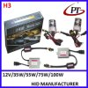 H1 H3 H4 H7 6000k 55W Car HID Xenon Kit