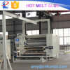 Машина ткани клея Melt Pur горячая/Film/Leather прокатывая