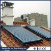 Collettore termico solare della valvola elettronica del condotto termico