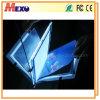 투명한 소형 광고 주문 전자 실내 발광 다이오드 표시