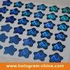 زرقاء [3د] ليزر [هولوغرم] علامة مميّزة طباعة