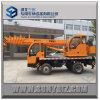 7 toneladas de 4X2 Carro-Montaron la grúa Camión-Montada carro de la grúa