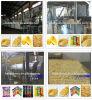 Pommes chips semi-automatiques effectuant la chaîne de production congelée par machine de pommes frites