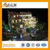 ABS Model het van uitstekende kwaliteit van de Villa/het Model van Onroerende goederen/Al Soort de Vervaardiging van Tekens/de ModelModellen van de Tentoonstelling