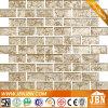 벽 훈장 (G838003)를 위한 중국 공장 지구 황금 유리제 모자이크