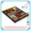 Perfect Bound cubierta suave libro de servicios Tapa blanda Servicios de imprenta