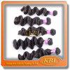 安いRemy 100のヘアケア製品の加工されていないブラジルの毛