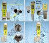 Prova pH/Orp/conducibilità/TDS dell'acqua/tester Temp/del sale (PH3)