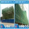 Сеть безопасности сети тени Sun зеленого цвета HDPE свободно образца Hongye UV упорная