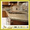 Polishe Light Emperador Marble Kitchen Countertop for Home