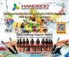 Tpd E Flüssigkeit, e-Saft, E-Flüssigkeit für Vaporizer-Feder (HB-V066)