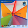 2015 Virgin Solad Colorful PMMA Cast Acrylic Sheet