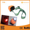 T15 Handsfree Switch Outdoor 3PC AAA Battery Head Lamp Multi-Function LED Sensor Sensor LED Light$
