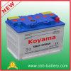 DIN58024 - bateria cobrada seca da origem de 12V 80ah China