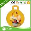 Bola de salto redonda del PVC de China de la maneta de los cabritos